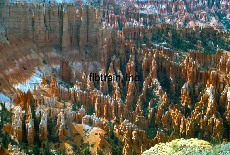 USA1969070076 - USA, Bryce Canyon NP, Utah, 7-1969
