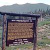 USA1976080288 - USA, Mount Evans, Colorado, 8-1976