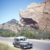 USA1946080217 - USA, Garden Of The Gods, Colorado, 8-1946