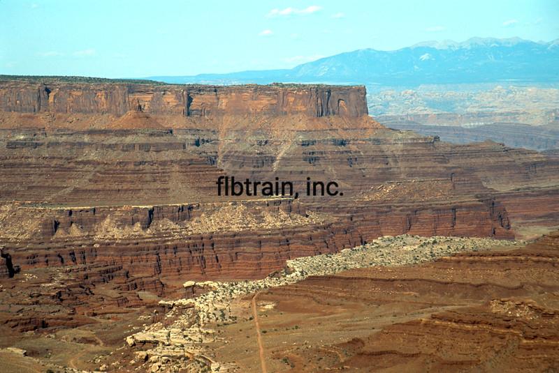 USA1992080514 - USA, Canyonlands NP, Utah, 8-1992