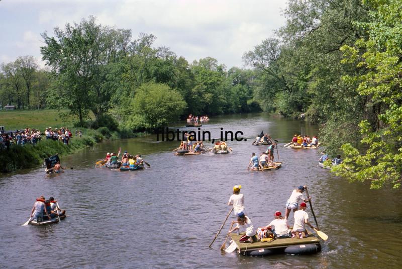 USA1983060004 - USA, Owosso, Michigan, 6-1983