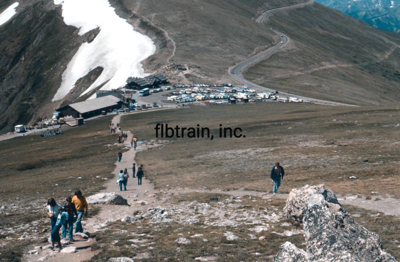 USA1976070062 - USA, Rocky Mountain NP, Colorado, 7-1976