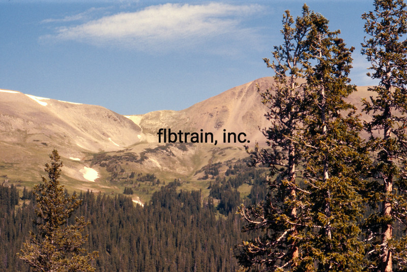USA1976070054 - USA, Rocky Mountsin NP, Colorado, 7-1976