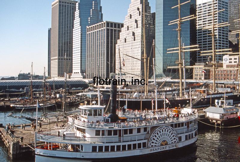 USA1987110062 - USA, New York, New York, 11-1987