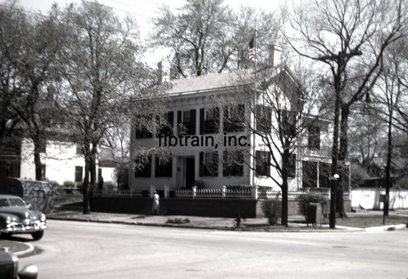 USA1948040111 - USA, Springfield, Illinois, 4-1948