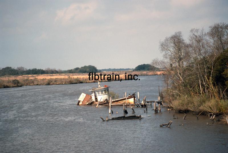USA1989020053 - USA, Louisiana, Weeks Island, 2-1989