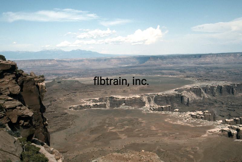 USA1992080511 - USA, Canyonlands NP, Utah, 8-1992