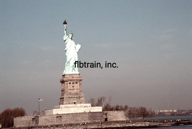 USA1987110050 - USA, New York, New York, 11-1987