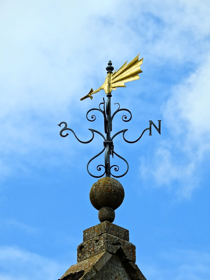 Chastleton House Weathervane