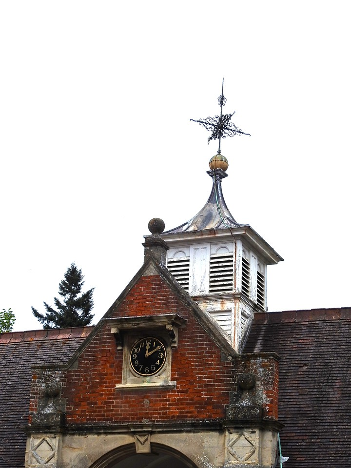 Weather Vane, Tylney Hall, Hampshire