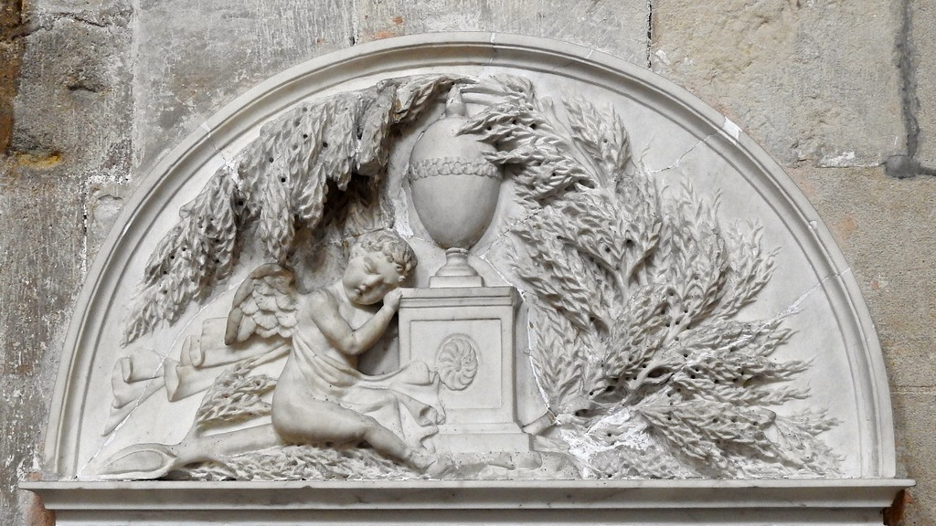 Tomb Detail, Exeter Cathedral