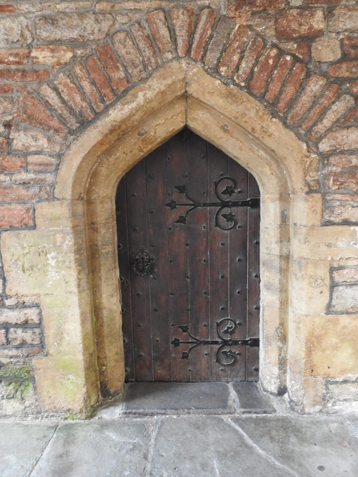Ancient Door, Wells Cathedral