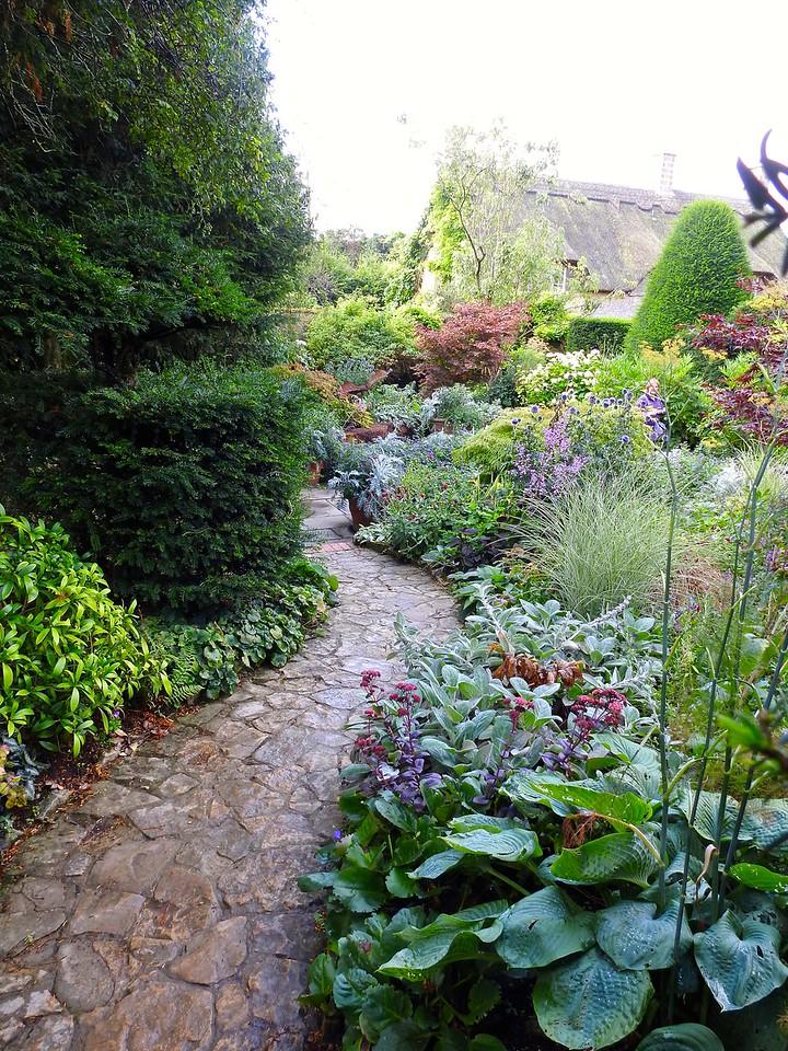 The Old Garden, Hidcote