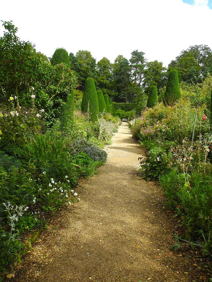 The Pillar Garden, Hidcote