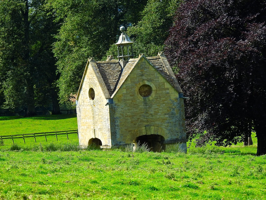 Dovecote, Chastleton House, Oxfordshire