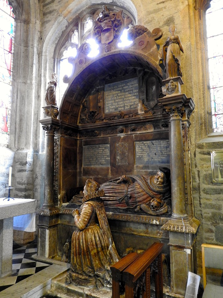 Tavistock Church Tomb