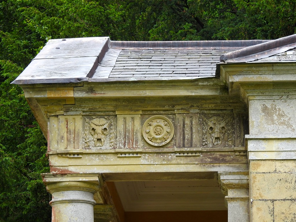 Stourhead Folly Entablature