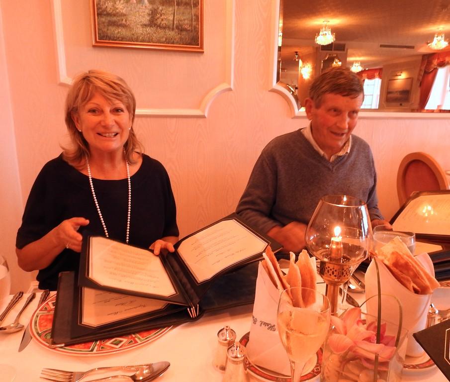 Diana and John