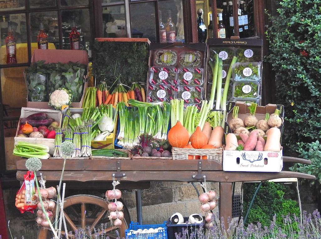 Fresh Produce, Broadway, Worcestershire