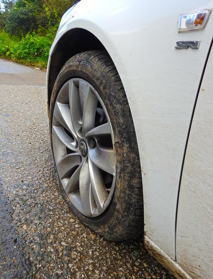 Flat Tire!