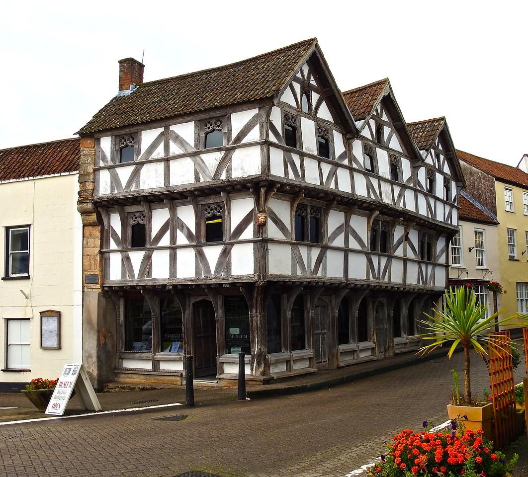 King John's Hunting Lodge, Axbridge Somerset