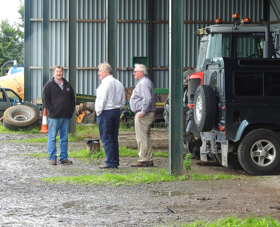 Tractor Talk, Chestnut Farm, Somerset