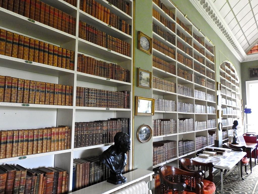 Stourhead Library