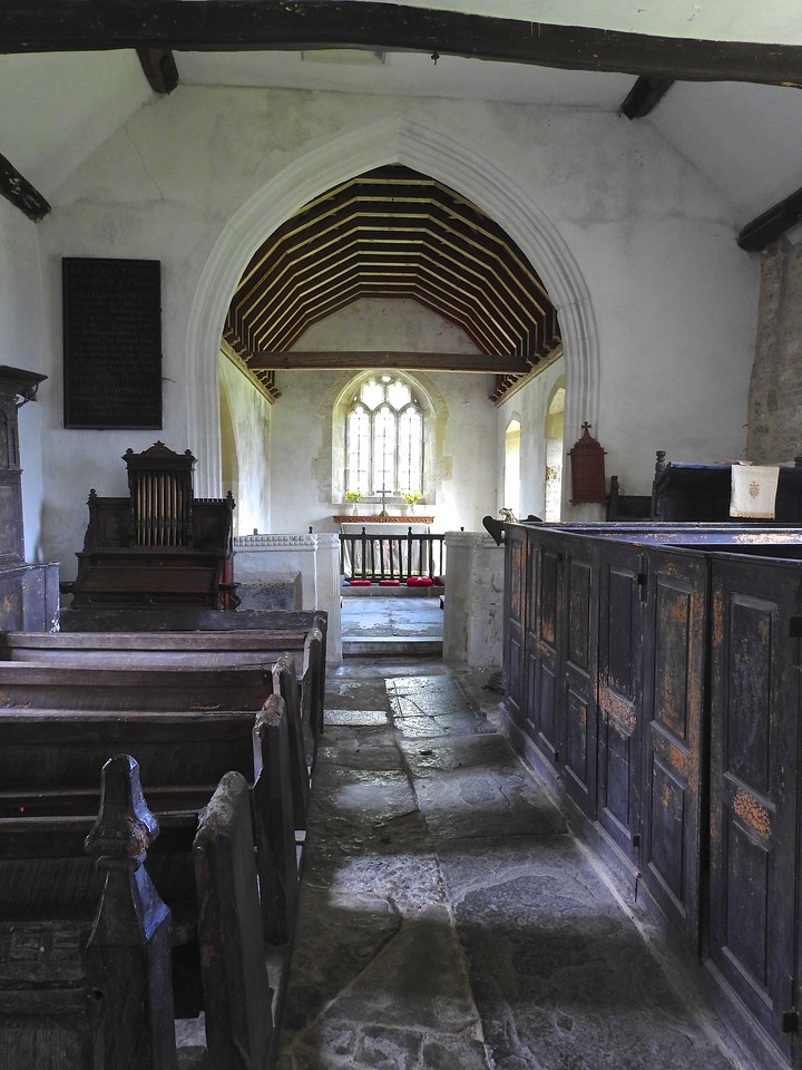 Holy Saviour Church, Puxton Somerset