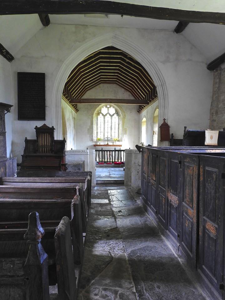 Holy Saviour Church, Puxton Somerset
