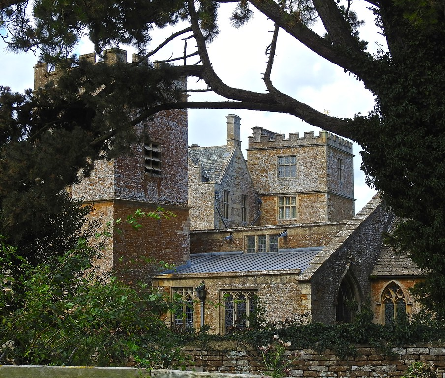 Chastleton House, Oxfordshire