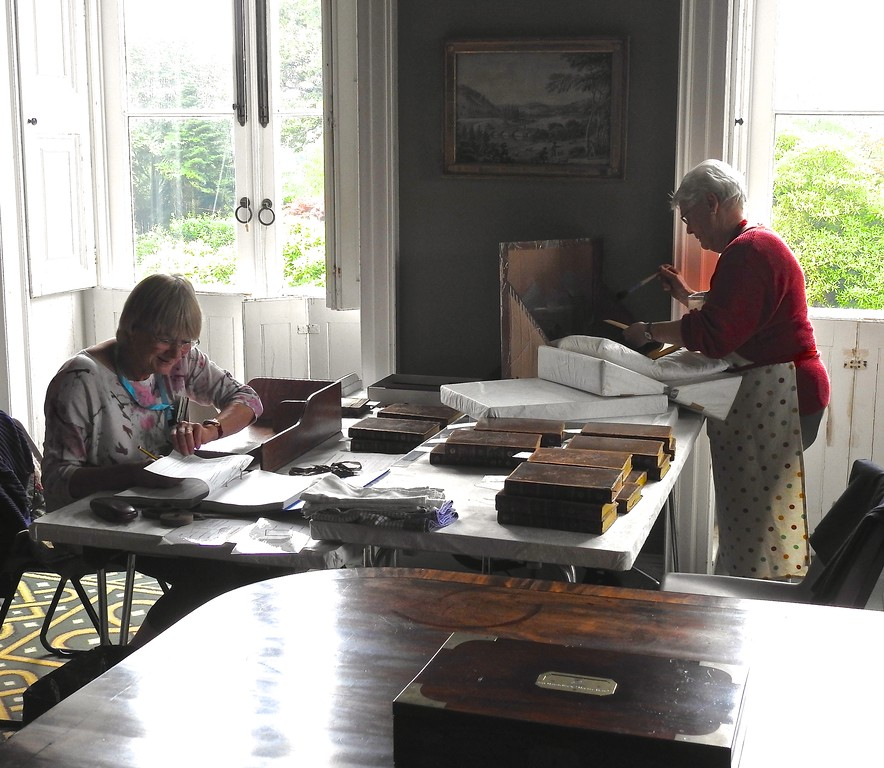 Stourhead Book Conservators