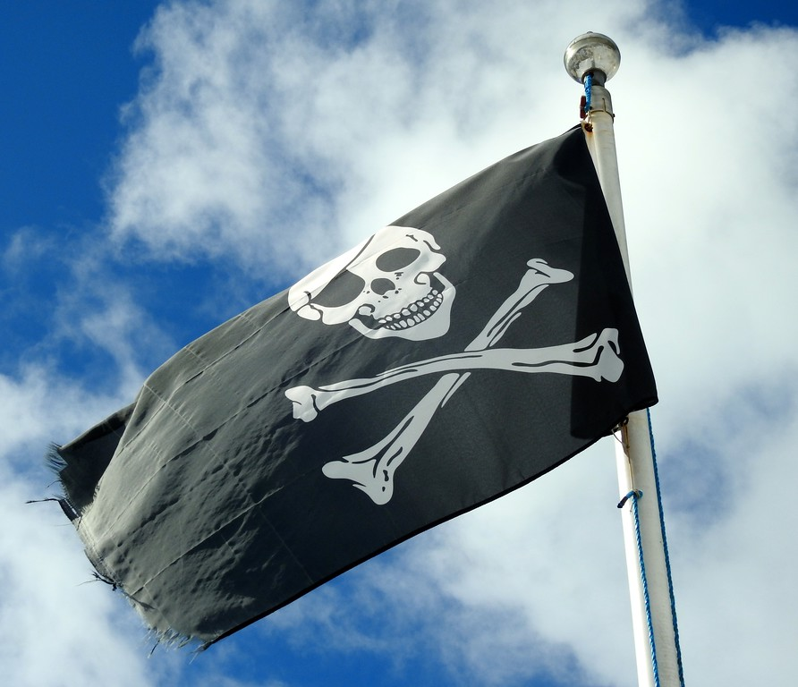 Cornwall Pirates!
