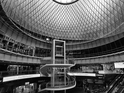Fulton Street Transit Hub Dome