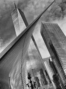 NY Freedom Tower 911 Memorial