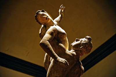 Accademia Gallery Sculpture