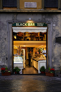 Black BarFlorence