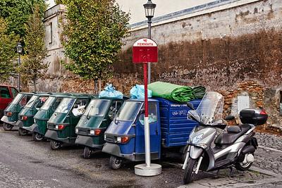 Trucks Rome Style