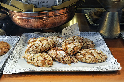 Italian Cookies in a store window