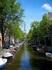 What does Amsterdam have?  Canals!