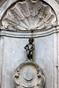 The Manneken Pis.  Yes, that is water coming out of there.