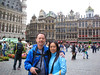 At the Grand Place