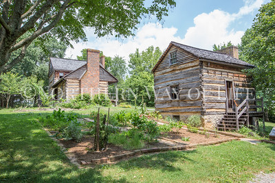 Rocky Mount near Johnson City, Tennessee
