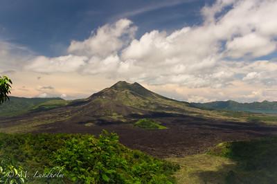 Gunung Batur Craters