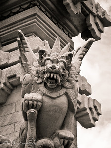 Gili Kencana Temple