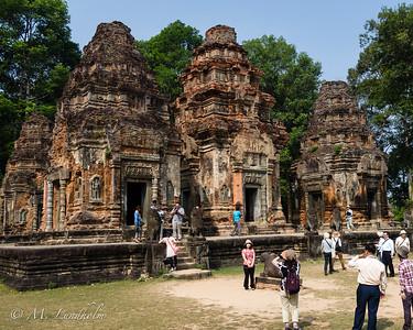 Preah Koh Temple