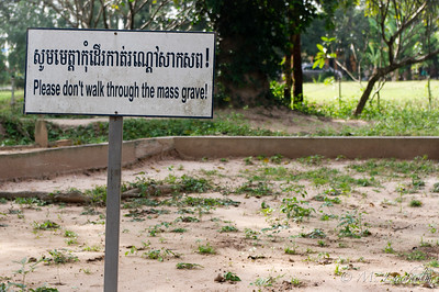 Choeung Ek Killing Fields