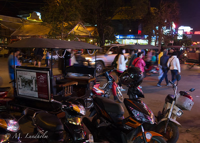 Downtown Siem Reap