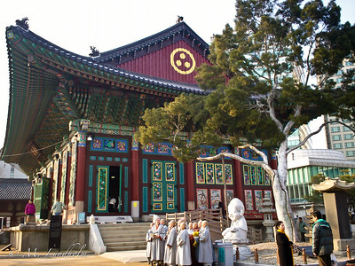 Jogyesa Temple