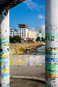 Malé City Sea Wall