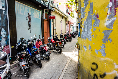 Scooters & Alleys